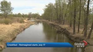 Creekfest – Reimagined: Weeklong interactive festival starts July 17 (03:34)