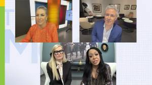 Tichina Arnold & Beth Behr on The Neighborhood's new season (05:52)