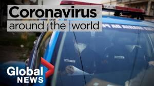 Coronavirus around the world: April 27, 2020