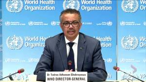 Coronavirus outbreak: WHO set to resume hydroxychloroquine trial