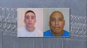 Pair of escaped inmates charged in 2019 murder of Vancouver Island man
