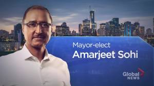 Amarjeet Sohi to be the next mayor of Edmonton: Global News projection (02:39)