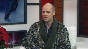 How you can see champion Kurt Browning bust a move