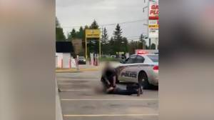 Prince Albert Grand Council questions use of force during arrest caught on video