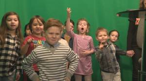 Global Lethbridge opens TV station's doors to young visitors on Thursday
