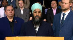 Federal Election 2019: Singh praises Greta Thunberg's speech before UN