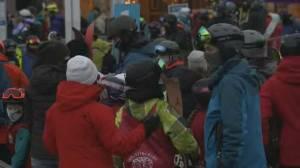 B.C. mulls interprovincial travel ban to slow COVID-19 (02:44)