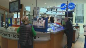 $117 million up for grabs in Lotto Max draw (00:31)