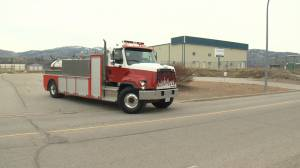 Oliver Fire Department adds new truck to fleet (02:25)