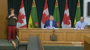 Coronavirus outbreak: Moe, Shahab explain changes in Saskatchewan's reopening plan