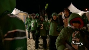 Roughriders thrash Tiger-Cats in blowout Grey Cup win