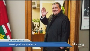 Canada rocked by death of Jim Flaherty