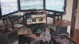 Pilot of missing Malaysia airliner under scrutiny over flight simulator