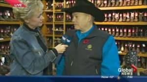 Lorraine on Location: Lammle's Western Wear
