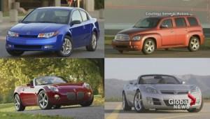 Parents launch suit against GM Canada after son dies in crash