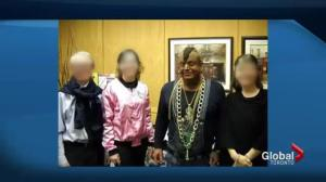School Board investigates after Vice Principal wears black face for Halloween.