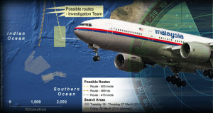 Search for MH370 shifts