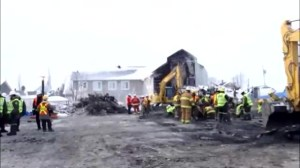 Vlog: Progress being made in L'Isle-Verte recovery efforts