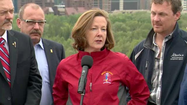 Premise Indicator Words: Alberta Government Approves $1 Billion For Flood Relief
