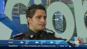 Calgary's Child: Adam Loria with Calgary EMS