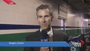 Trevor Linden on his new position