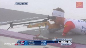 Bronze for Canada in Paralympic biathlon