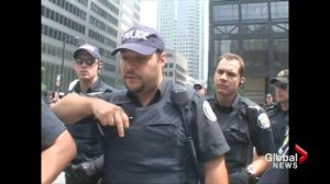 Toronto cop guilty of assault with weapon at G20