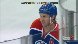 Ryan Smyth announces his retirement
