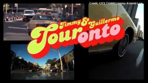 Kimmel tries to make it up to Rob Ford with Tour of Toronto video