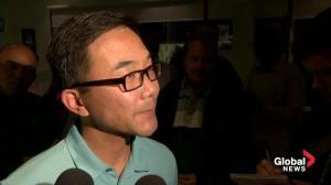 Decision Calgary: Ward 4 councilor Sean Chu