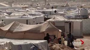 Syria civil war forced over 600,000 refugees to escape to Jordan
