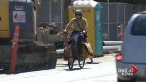 Bathurst Street gaps pose problems