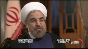 Optimism about Iran