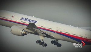 Search for possible Malaysia Airlines debris