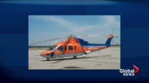 Ontario air ambulance crash