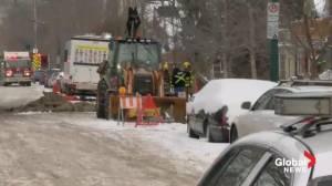 Kensington gas leak forces evacuation