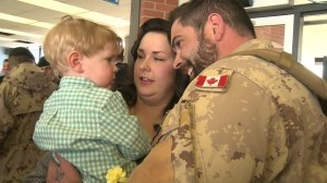 Manitobans return from mission in Afghanistan