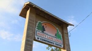 Headache at Misty Lake Lodge