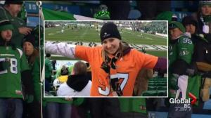 Grey Cup memorabilia stolen from football fans