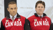 Play video: Canada's Olympic men's hockey team roster announced