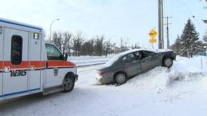 Winter blast wreaks havoc on drivers