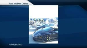 Paul Walker memorial car cruise hits Vancouver streets