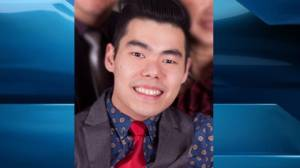 Stabbing victim Lawrence Hong to be laid to rest (02:16)