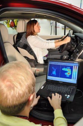 Science Bolsters 2014 Chevrolet Impala's Seat Comfort