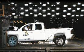 Silverado Sierra 5-Star NHTSA Rated