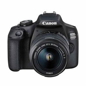 canon_canon-eos-2000d-kit-ef-s18-55-is-ii-kamera-dslr---hitam_full05 11 Rekomendasi Kamera Terbaik Untuk Pemula di 2019: Mulai DSLR, Mirrorless, sampai Kamera Pocket.