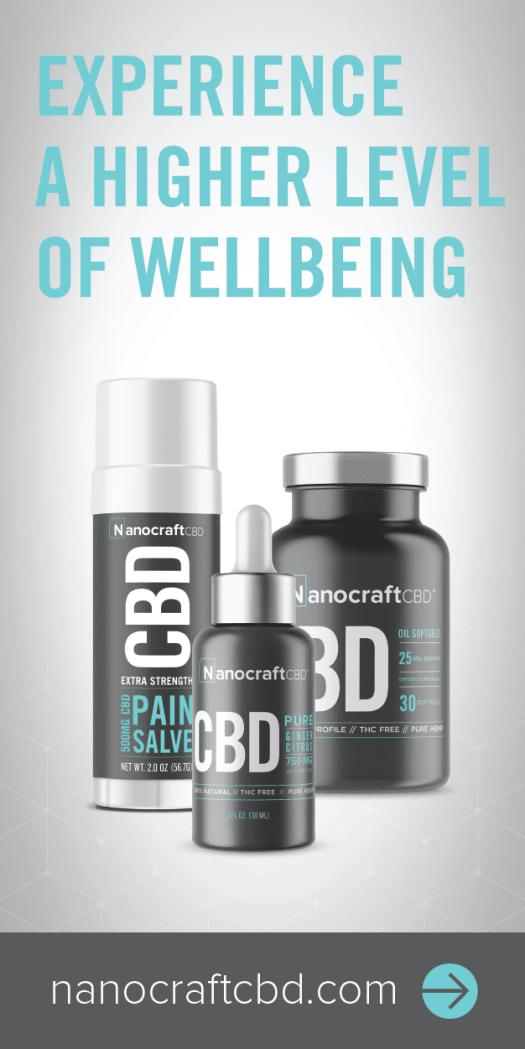 Nanocraft5 What conditions can CBD treat?