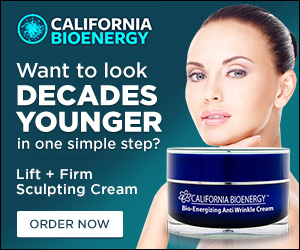 California Bioenergy's Bio-Energizing Anti-Wrinkle Cream