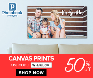 The Jesselton Girl Deals: Get Your Photo Books As Low As MYR19.90 From Photobook
