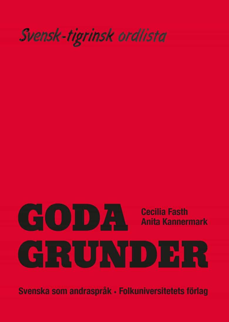 Goda Grunder svensk-tigrinsk ordlista